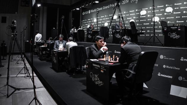 Vachier-Lagrave Wins In 19 Moves In Riga Grand Prix
