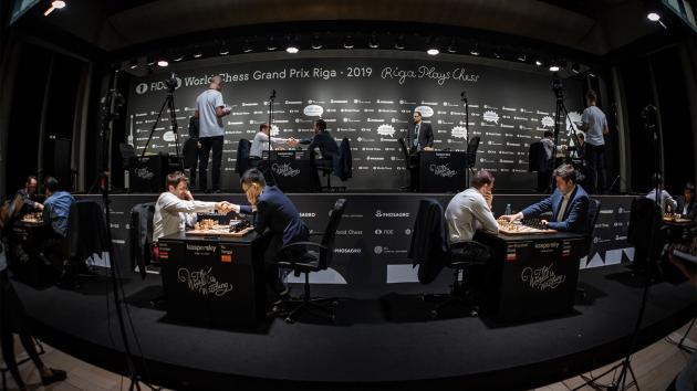 Riga Grand Prix: Round 1 Goes To Armageddon