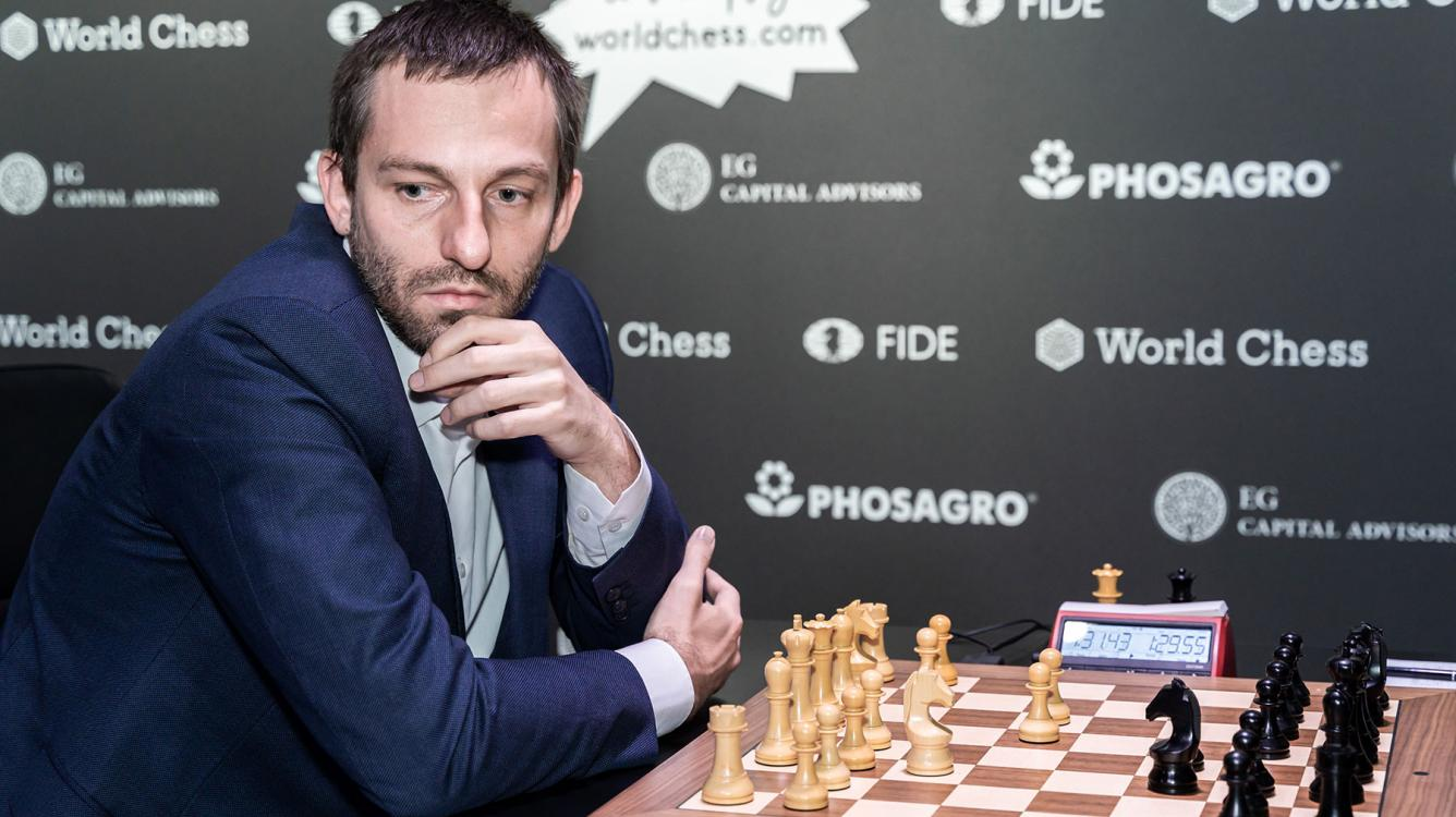 Гран-При ФИДЕ в Риге: Грищук и Карякин выходят в четвертьфинал