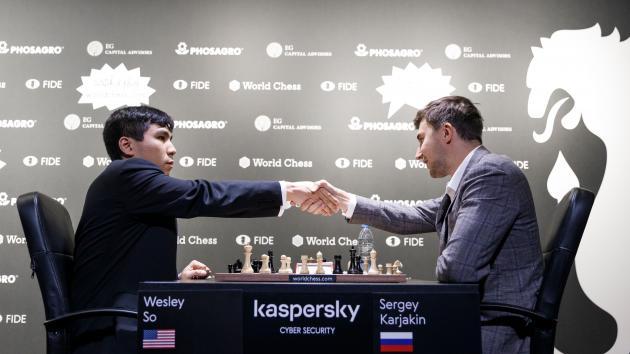 Riga Grand Prix Round 2 Tiebreaks: Grischuk, Mamedyarov, So Reach Semis