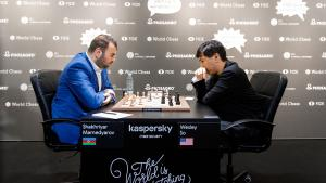 Riga Grand Prix: Mamedyarov Lone Winner On Day 1 Semifinals