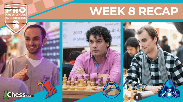 489adf69 PRO Chess League Summer Series: Sao Paulo Has Perfect Week, Mumbai Falters
