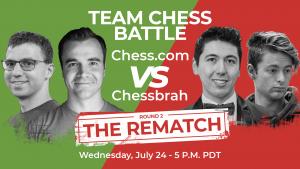 Chess.com Team Chess Battles Return