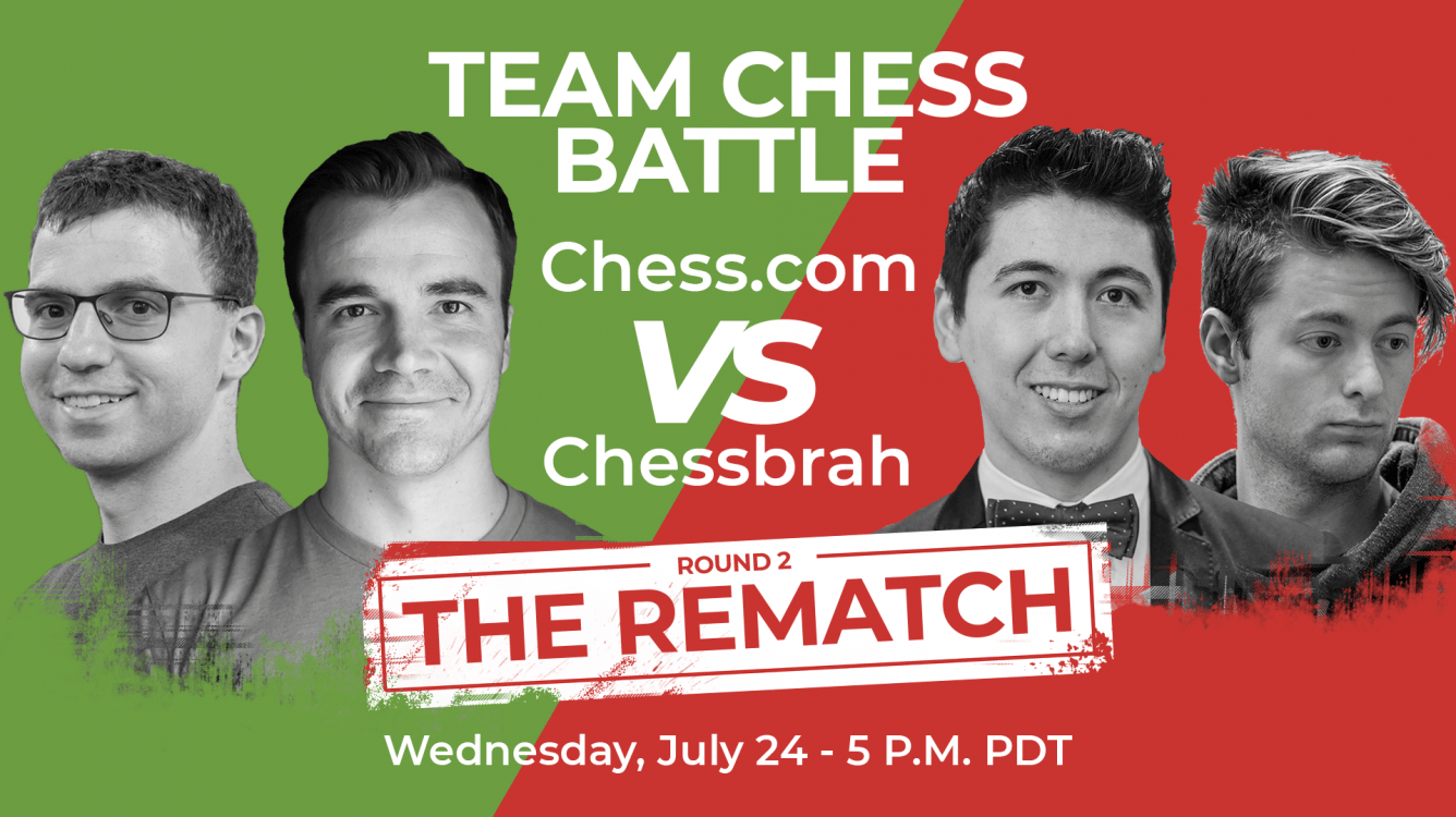 Chess.com Team Chess Battles Return
