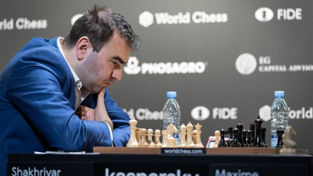 Mamedyarov Leads MVL In Riga Grand Prix Final