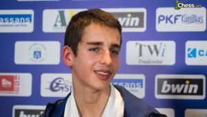 Lance Henderson gran maestro de ajedrez a los 16 años