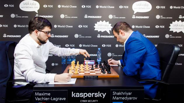 MVL Levels Score In Riga Grand Prix Final; Tiebreaks Next