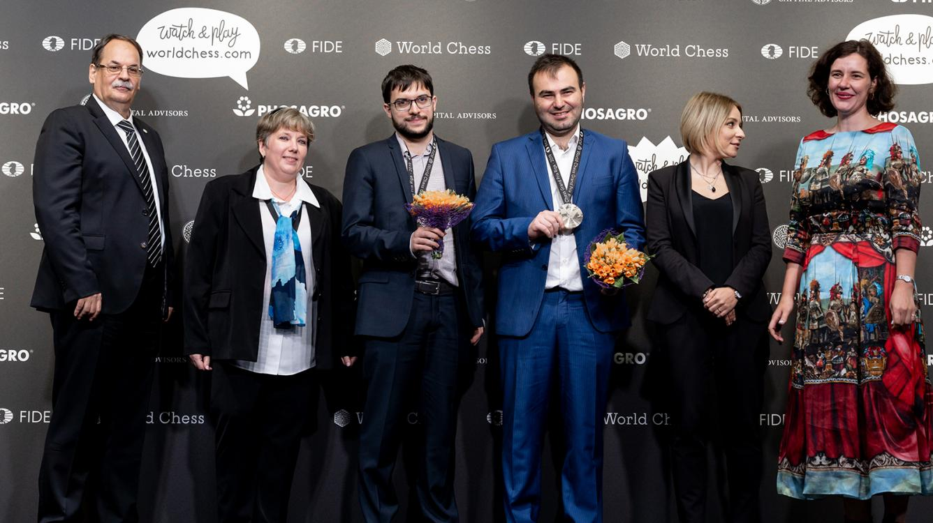Mamedyarov Wins Riga FIDE Grand Prix In Armageddon