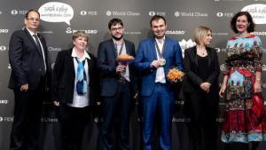 Mamedyarov arrache le Grand Prix de Riga à l'Armageddon