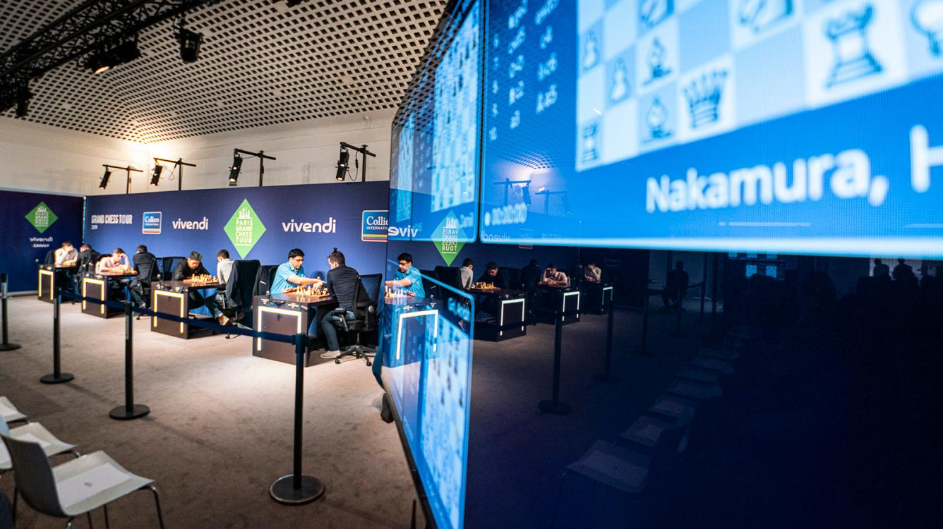Paris Rapid & Blitz: Anand, Caruana Lead After Day 1