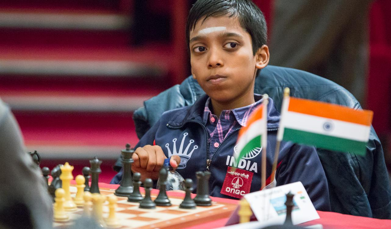 Young Praggnanandhaa A Surprise Winner At Xtracon Chess Open