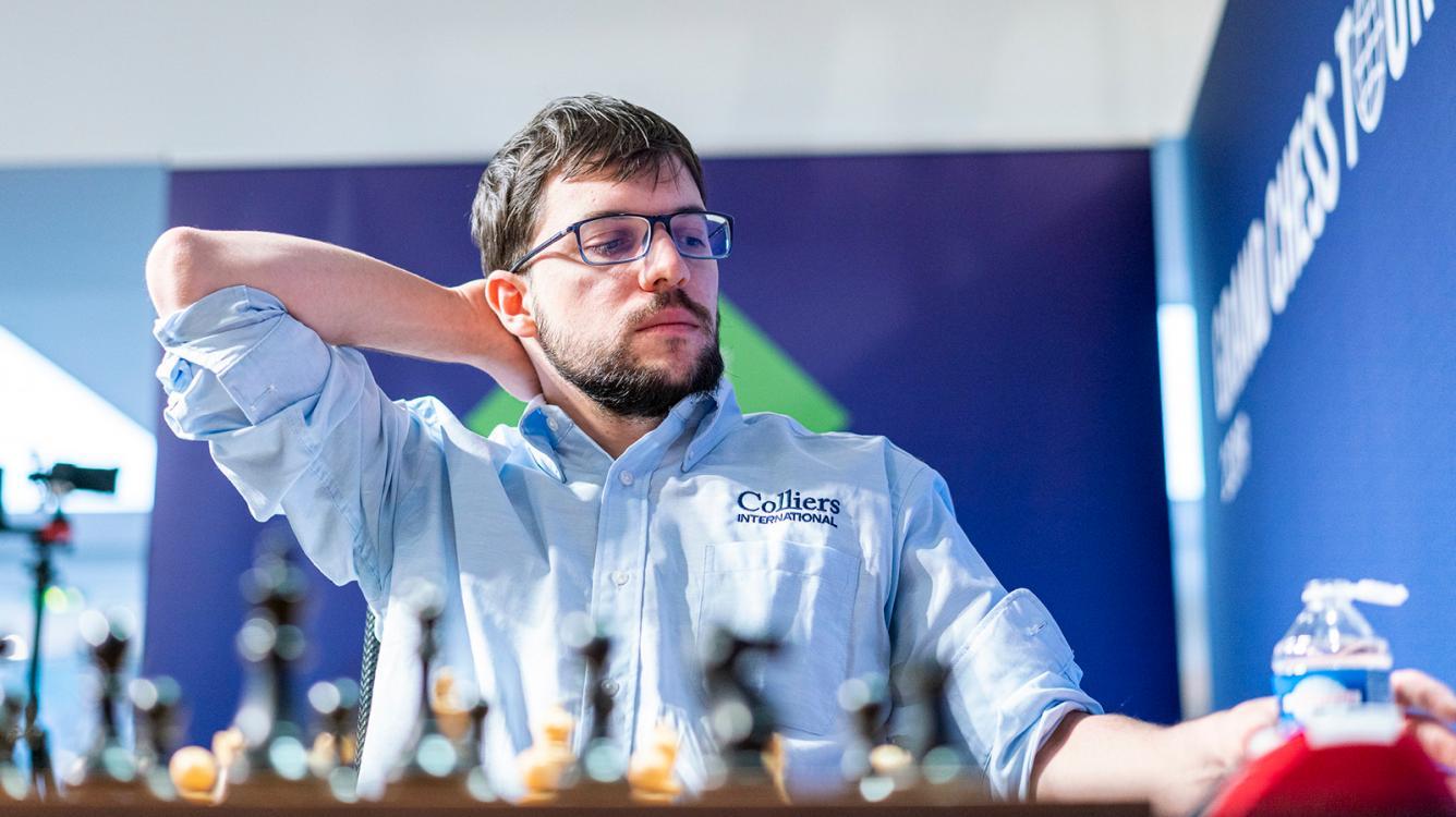 Paris Rapid & Blitz Grand Chess Tour: Vachier-Lagrave Struggles, Still Leads
