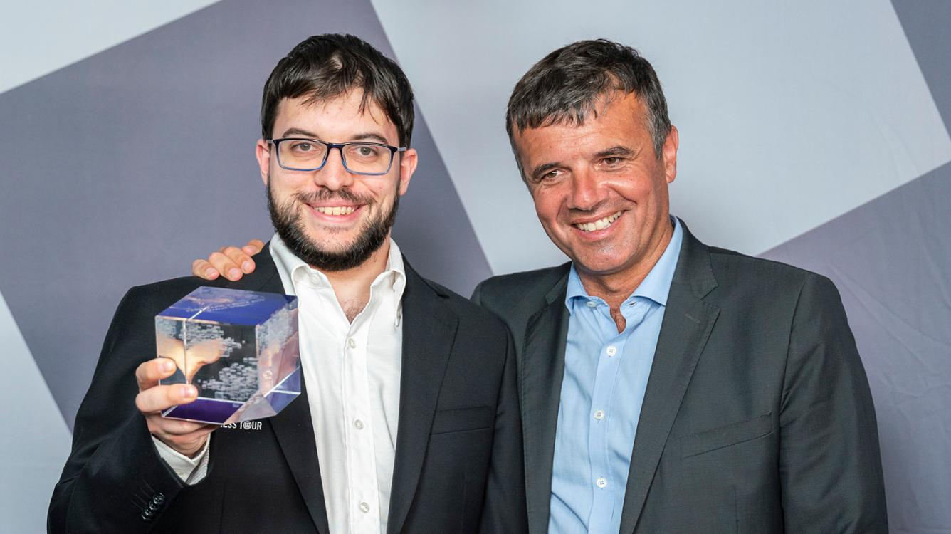 Vachier-Lagrave gana el Grand Chess Tour de París