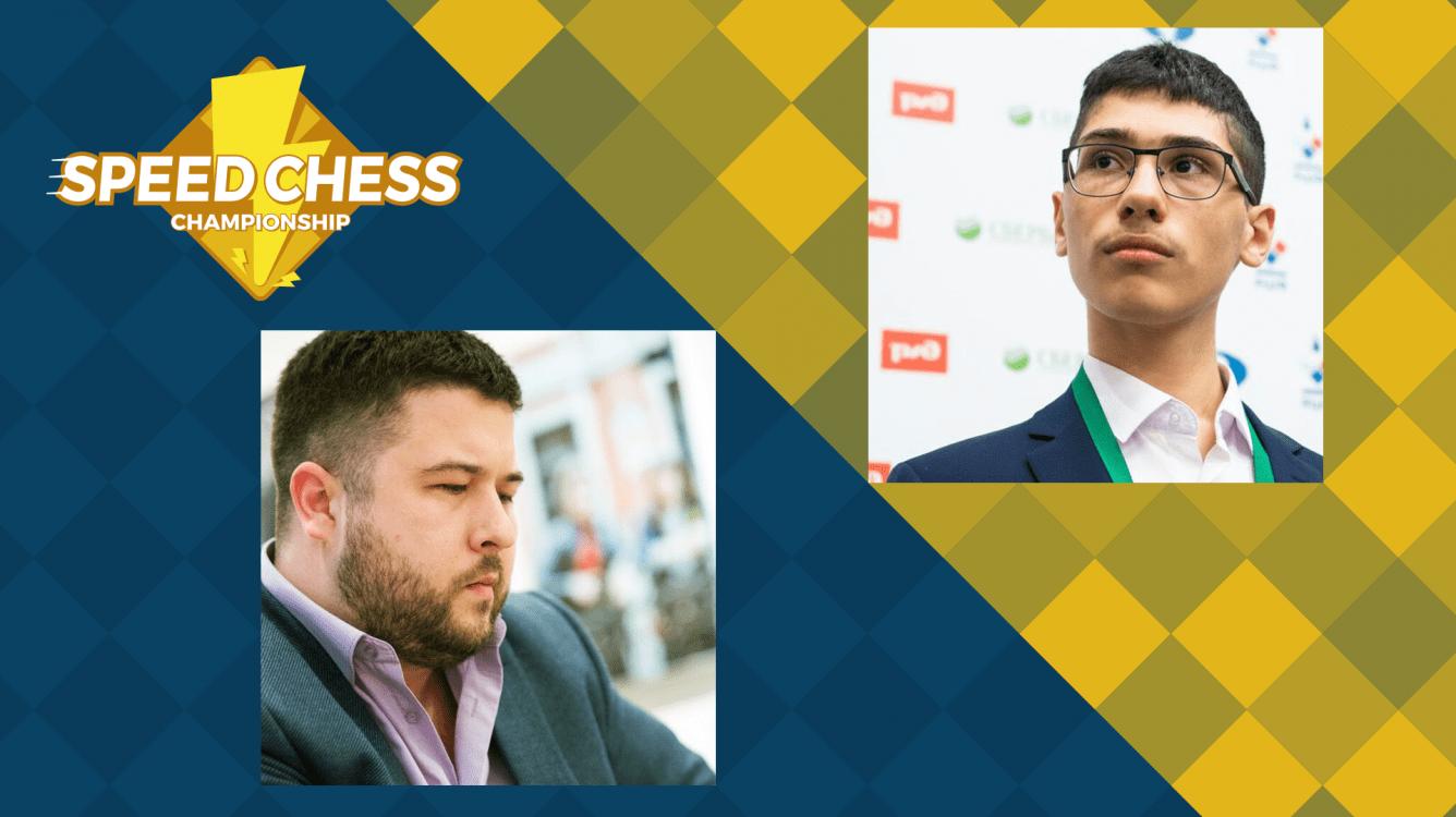 Добров и Фирузджа сыграют в чемпионате по скоростным шахматам