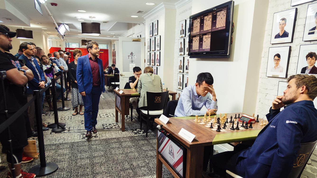 Saint Louis Rapid & Blitz Grand Chess Tour: Aronian Perfect On Day 1