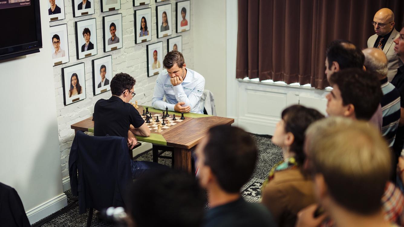 Saint Louis Rapid & Blitz Grand Chess Tour: Aronian Still Leads, Carlsen Struggles
