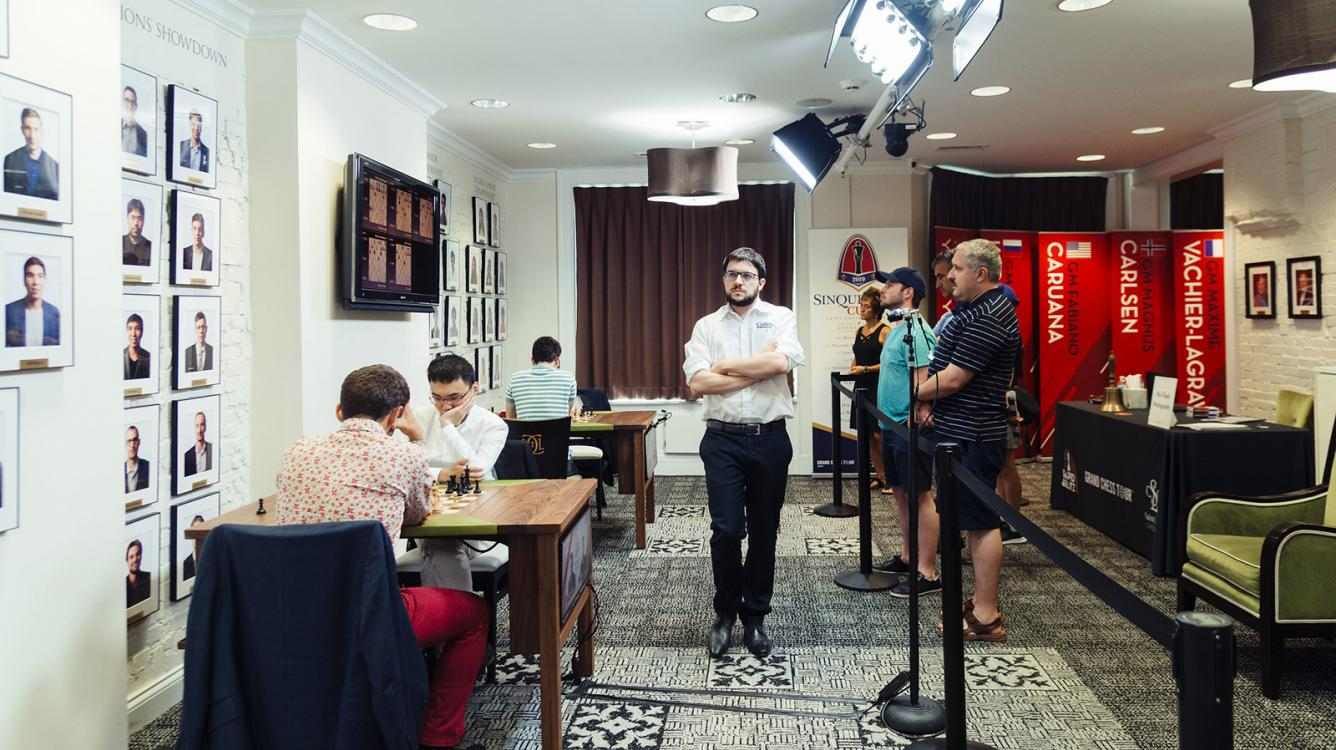 Saint Louis Rapid & Blitz Grand Chess Tour: MVL Catches Aronian, Overtakes Carlsen In Rapid Ratings
