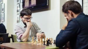 Vachier-Lagrave Grabs Sole Lead At Saint Louis Rapid & Blitz Grand Chess Tour