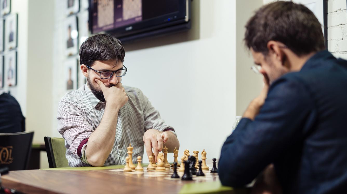 Vachier-Lagrave Grabs Sole Lead At Saint Louis Rapid & Blitz Grand Chess Tour