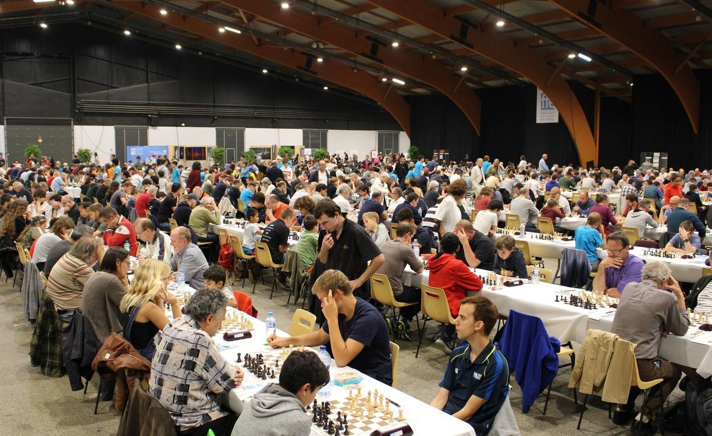 Les championnats de France à Chartres, c'est parti !