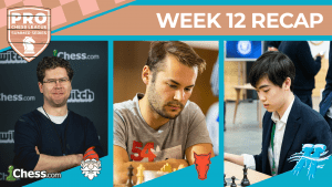 PRO Chess League Summer Series: Action Sets Stage For Championship Weekend