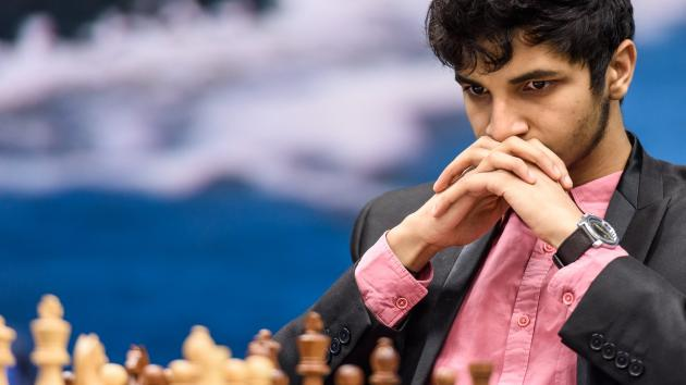 Vidit Qualifies For World Fischer Random Chess Championship