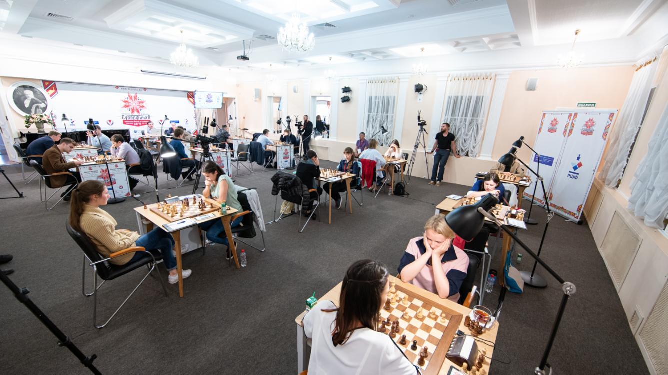 Tomashevsky, Girya Win Russian Championship Titles