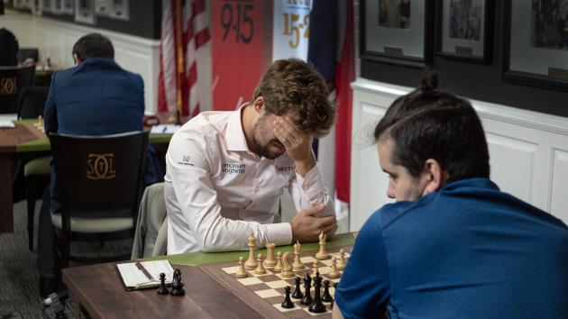 Sinquefield Cup Sees Another All-Draw Day In Round 7