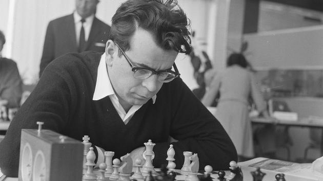 Pal Benko, 1928-2019