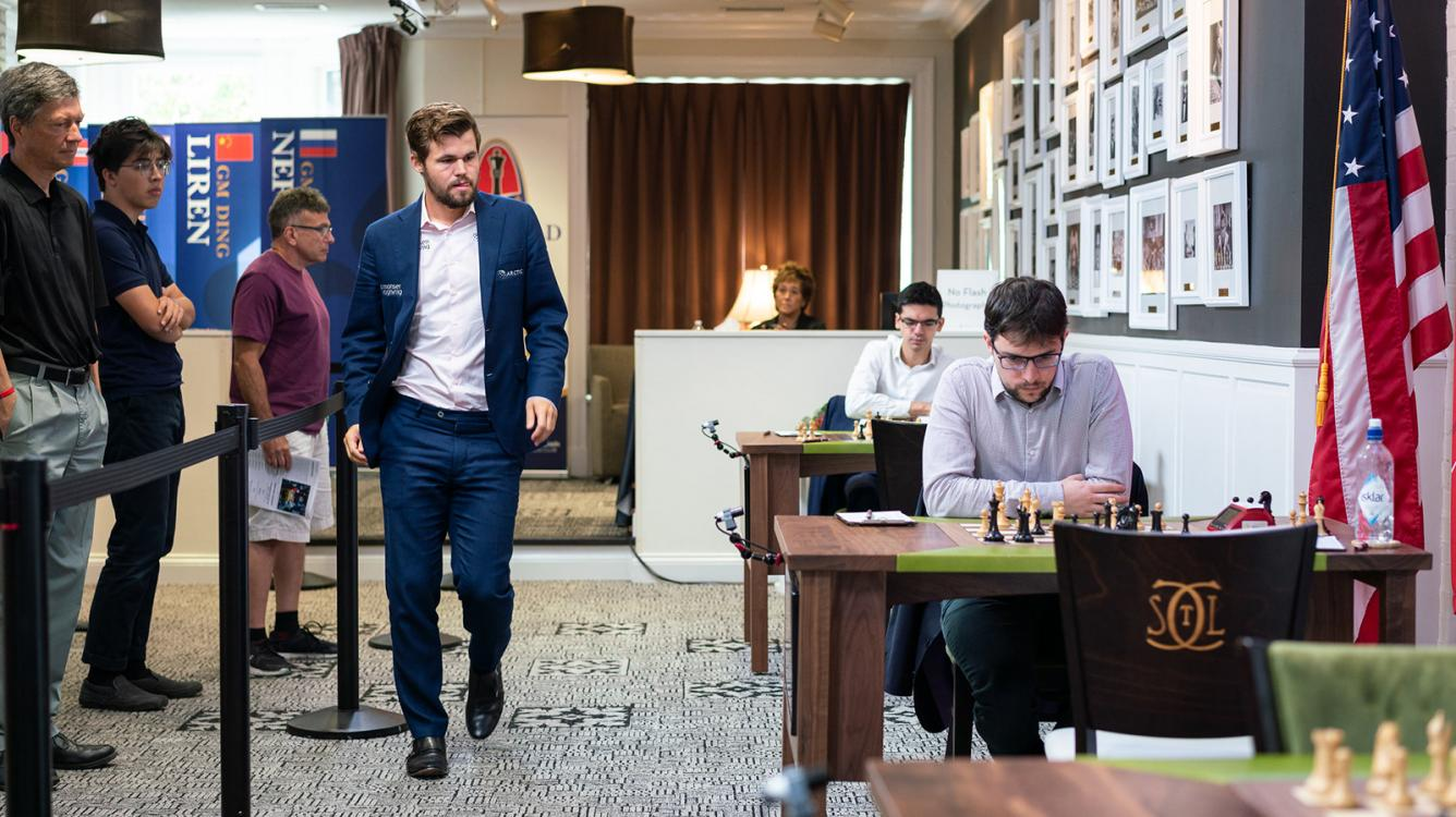 Carlsen, Ding To Decide Sinquefield Cup In Playoff