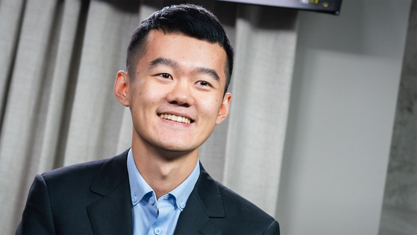 Ding Beats Carlsen In Playoff, Wins Sinquefield Cup