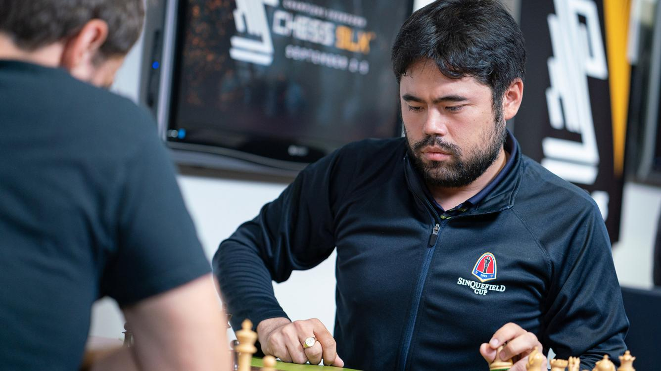 Champions Showdown Chess9LX: Nakamura Crushes Aronian On Final Day