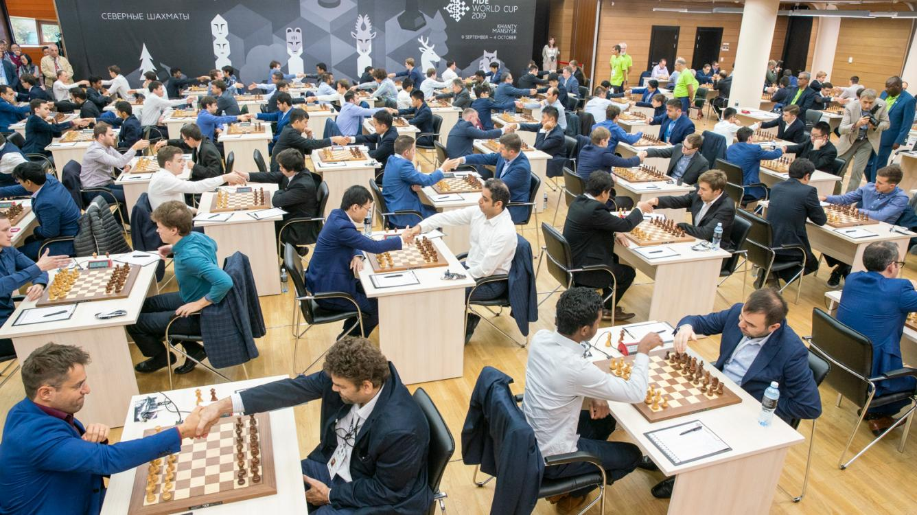 2019 FIDE Chess World Cup: 4 Upsets On 1st Day