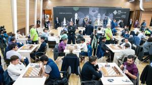 Adams, Bu, Shankland Eliminated In FIDE Chess World Cup Round 1 Tiebreaks