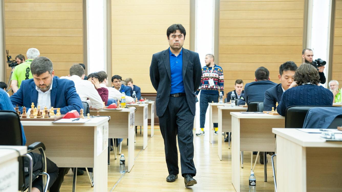 FIDE Chess World Cup: Nakamura Loses In Round With Special Endgames