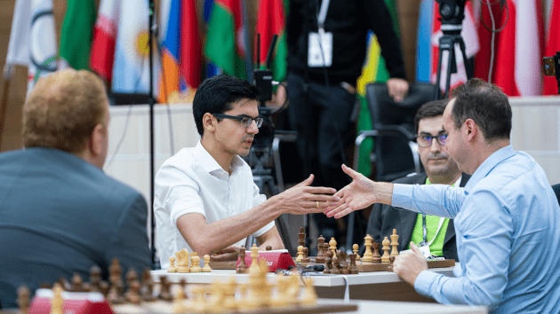 FIDE Chess World Cup: Giri Through In Armageddon
