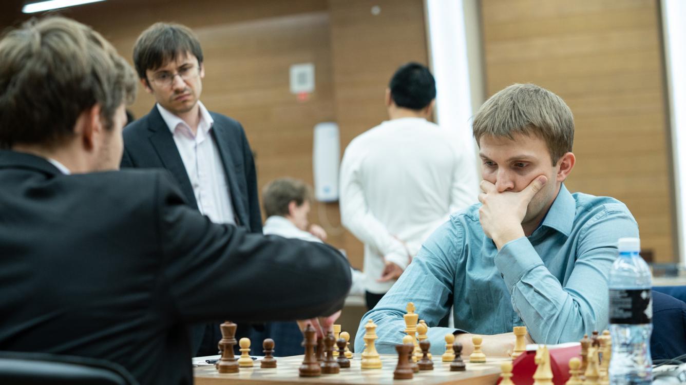 Кубок мира по шахматам 2019: Карякин и Андрейкин под угрозой вылета