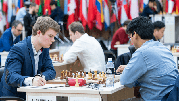 FIDE Chess World Cup Ends For Karjakin, Harikrishna