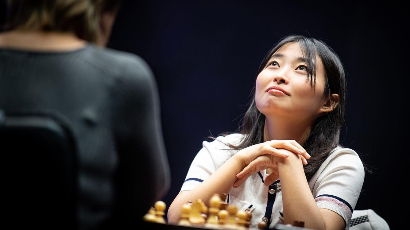 Ju Wenjun Leads 1st Leg As FIDE Women's Grand Prix Begins