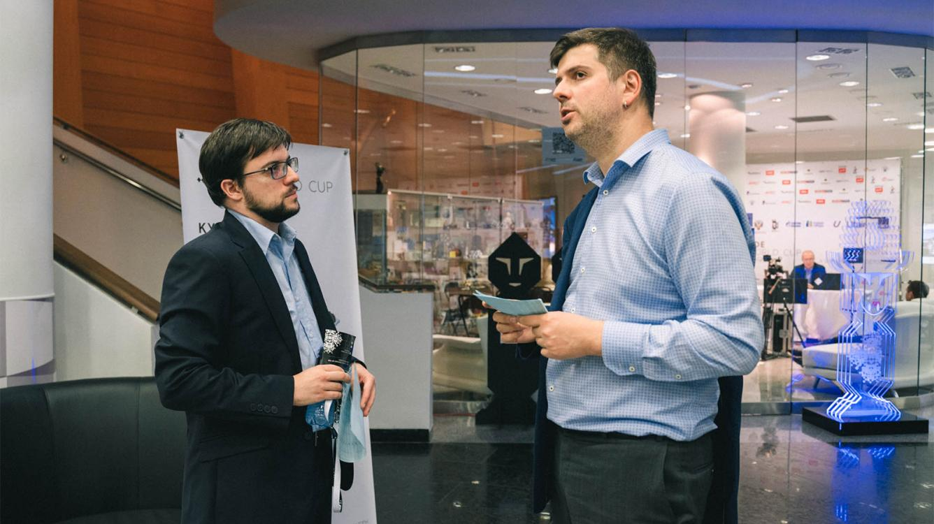 FIDE Chess World Cup: Dominguez, So, Svidler, Xiong Start With Losses