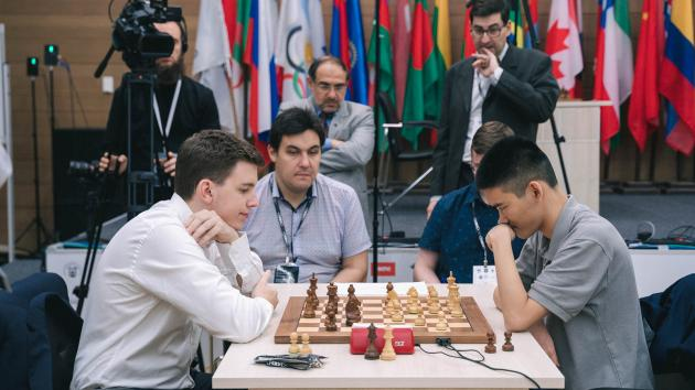 FIDE Chess World Cup: Xiong Knocks Out Duda; Radjabov Eliminates Mamedyarov