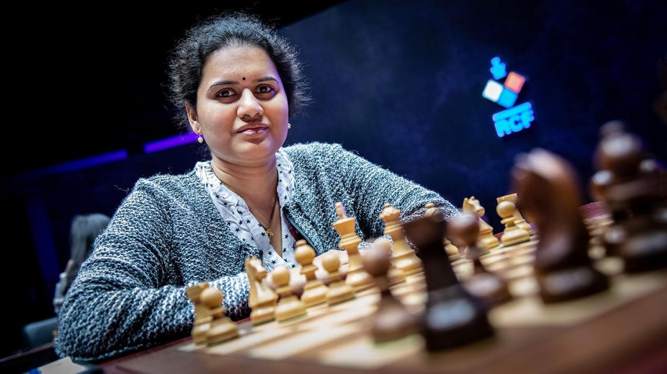 Humpy Koneru Wins Skolkovo FIDE Grand Prix