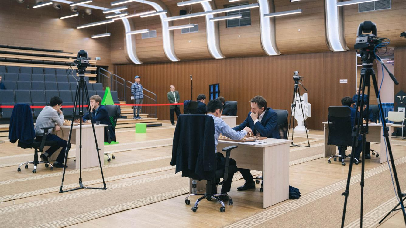 Ding, Radjabov Reach FIDE Chess World Cup Semifinals
