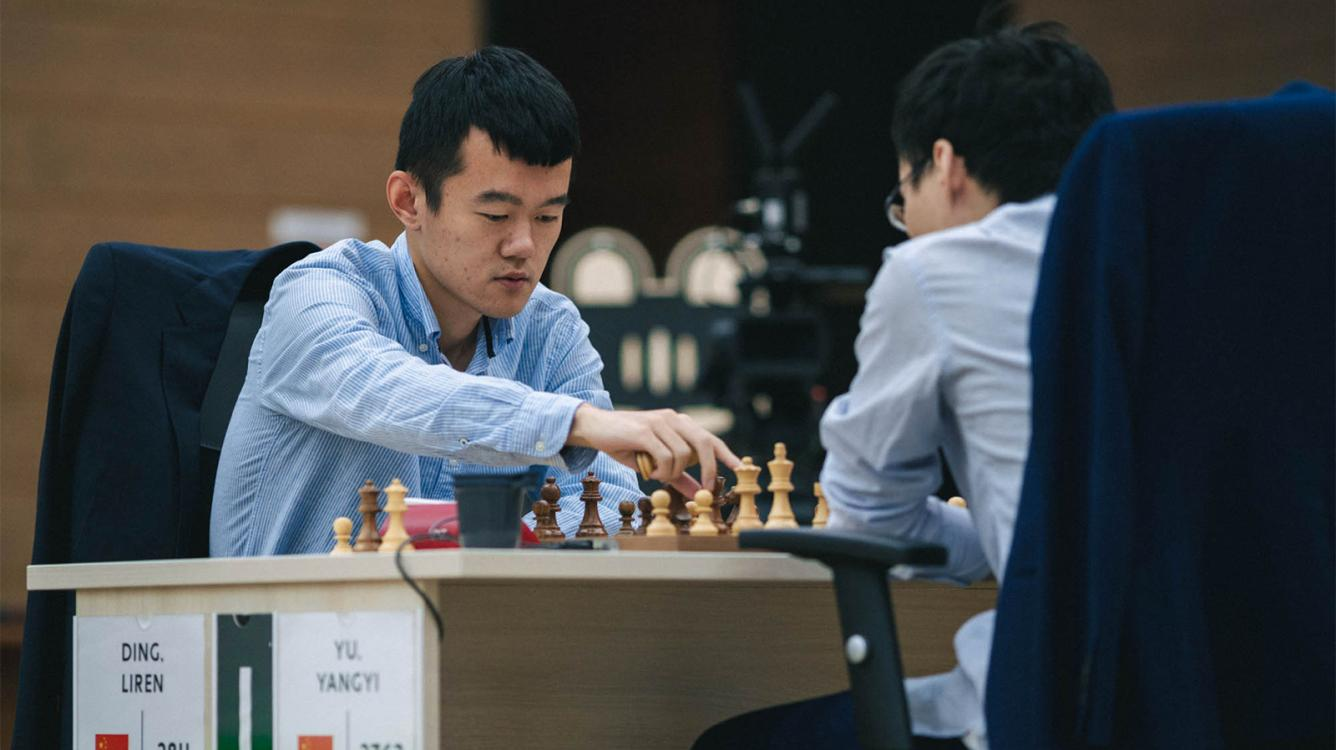 FIDE Chess World Cup: Ding Liren Reaches Final, Qualifies For Candidates