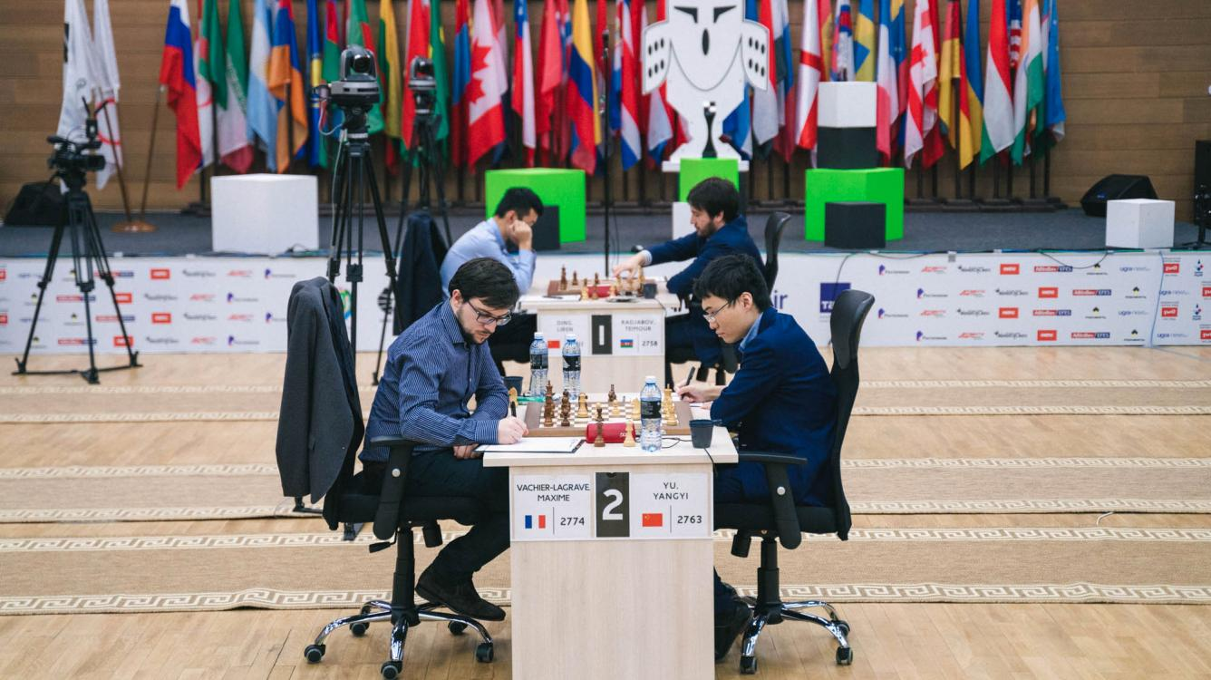 FIDE Chess World Cup: Perfect Prep Prevents Poignant Play