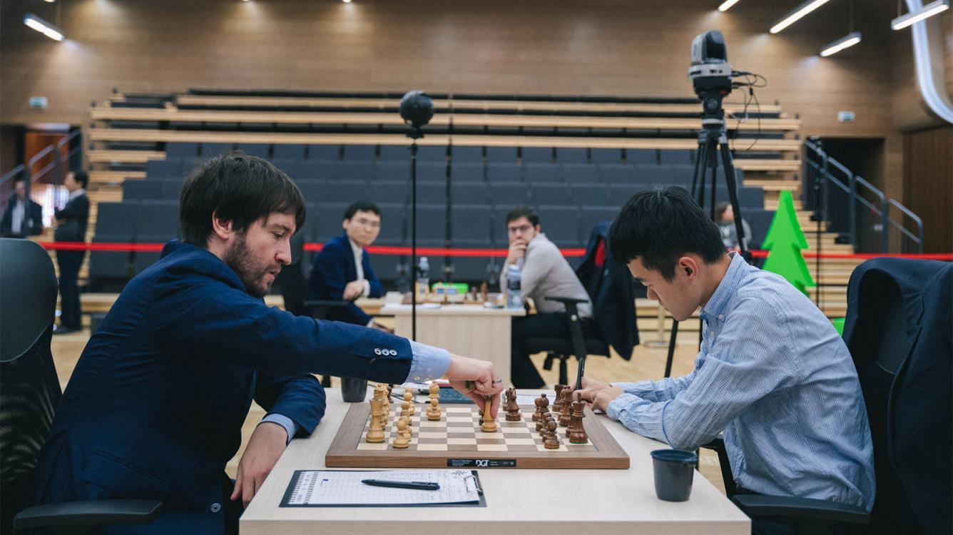 FIDE Chess World Cup: Radjabov Strikes Back