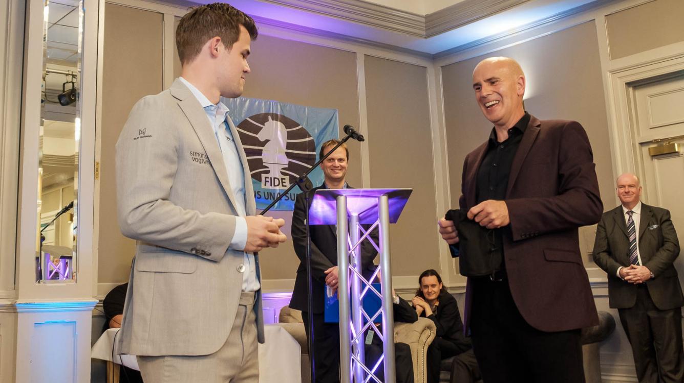 FIDE Chess.com Isle Of Man: Round 1 Pairings