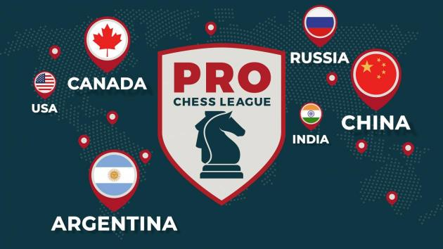 Announcing The New 2020 PRO Chess League