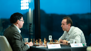 FIDE Chess.com Grand Swiss: Najer Upsets Anand In Round 1