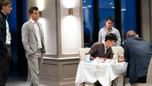 Carlsen al borde del abismo en el Gran Suizo Isla de Man